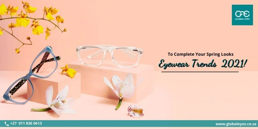 Eyewear Trends To Complete Your Spring Looks